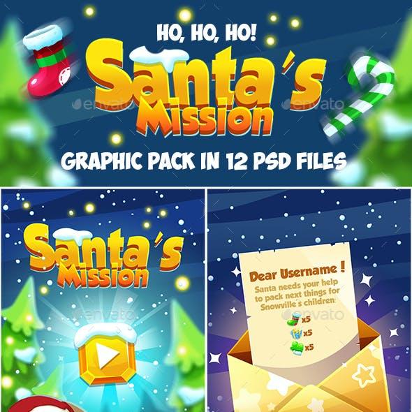 Christmas 2018 Full Game Pack