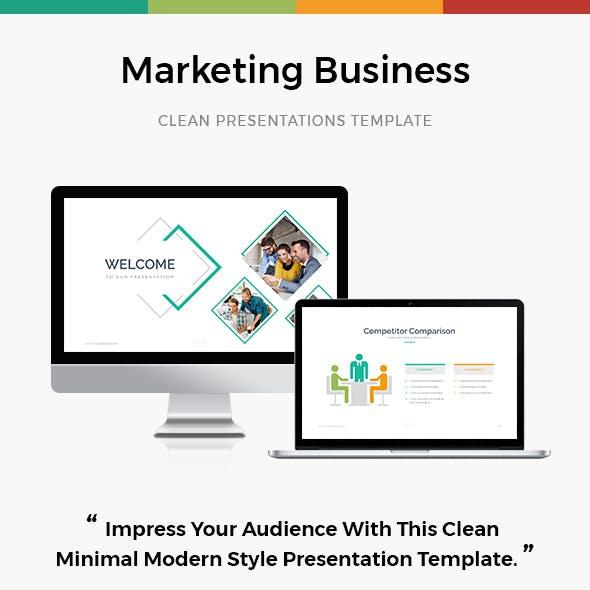Marketing - Multipurpose Presentation Bundle Templates 2017