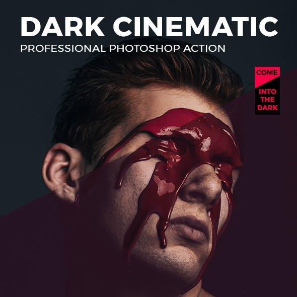 Dark Cinematic Photoshop Actions
