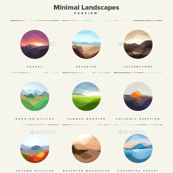Minimal Landscapes Package