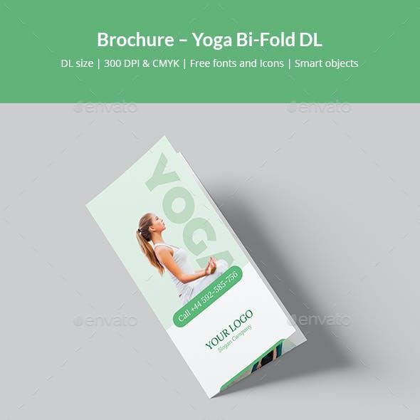 Brochure – Yoga Bi-Fold DL