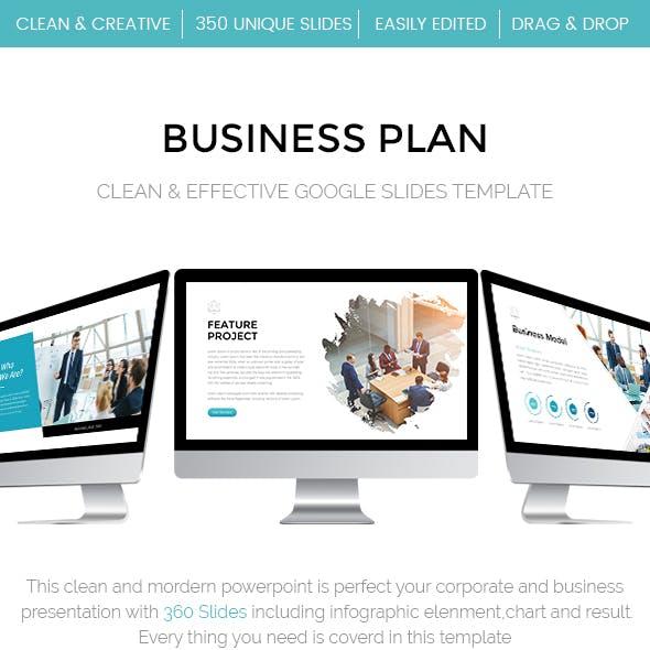 Clean - Effective Business Google Slide 2018