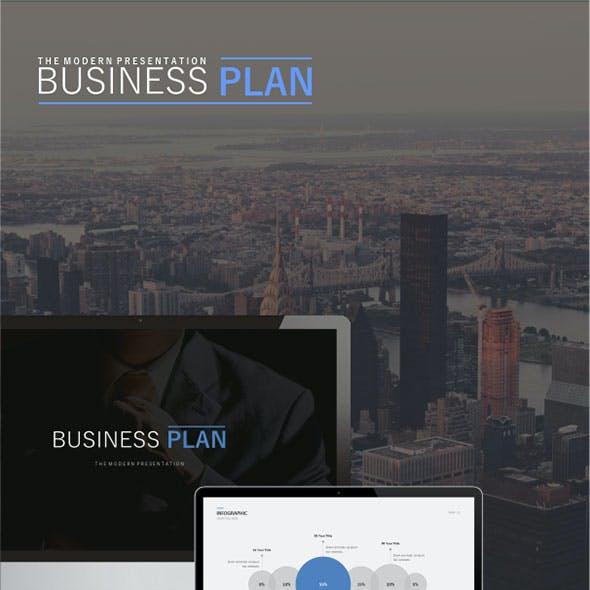 Business Plan - Creative Presentation