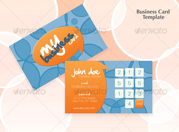 My Business Card - Creative Business Cards
