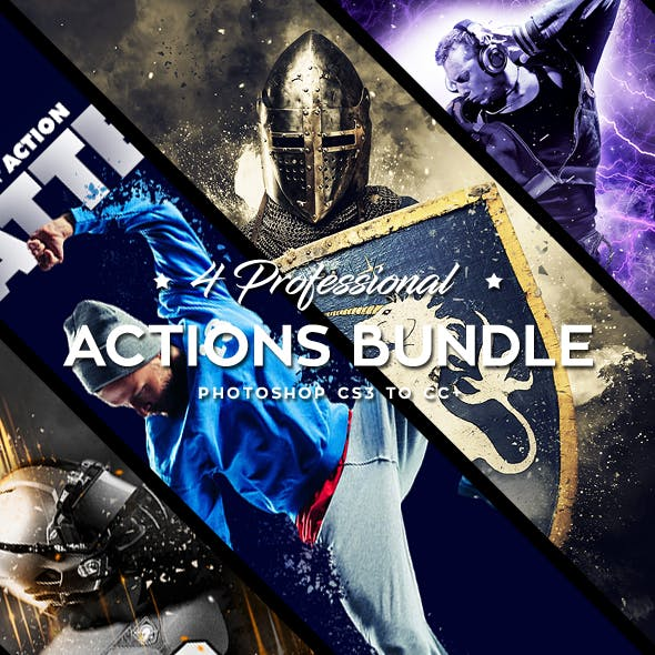2017 Four In One Actions Bundle