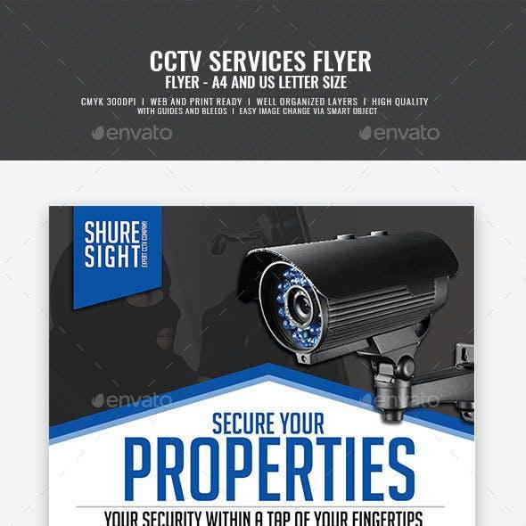 CCTV Surveillance Camera Shop