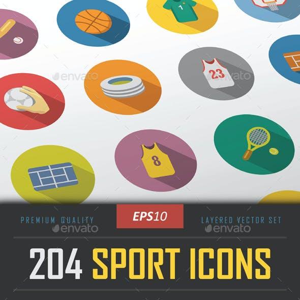 204 Sport Icons