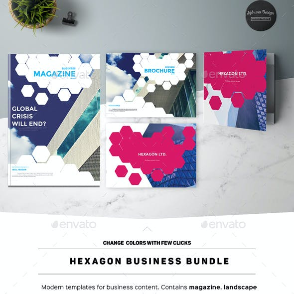 Hexagon Business Bundle