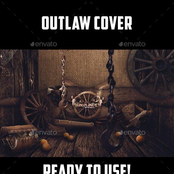 Outlaw Gamer Cover PSD