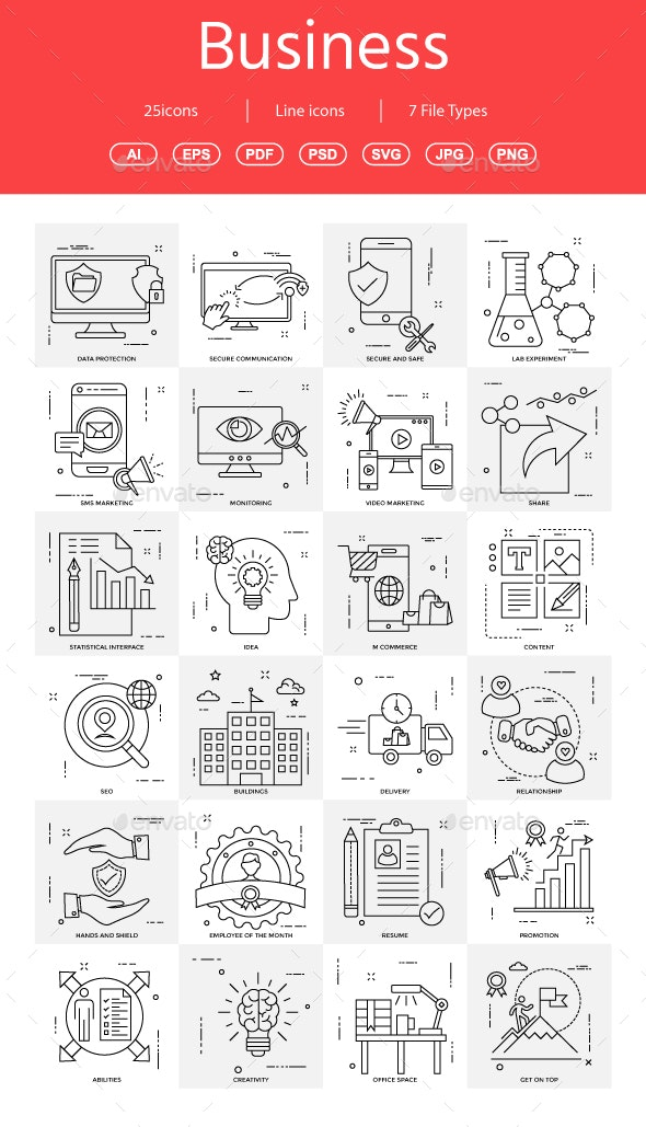15+ Vector Business Illustration