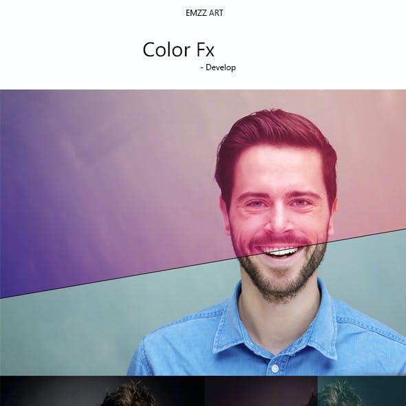 Color Fx Action