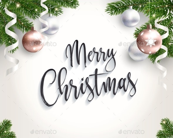 Christmas Background Pic.Merry Christmas Background For Congratulations
