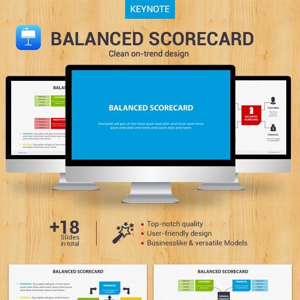 Balanced Scorecard - Keynote