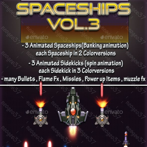 Spaceships Vol.3