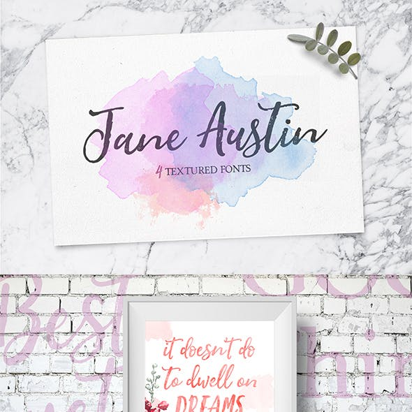 Jane Austin & Extras - 50% Off