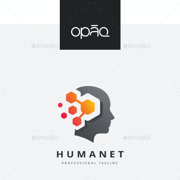 Human Virtual Data Logo