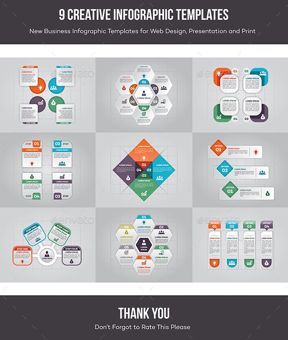 7 Best Make your own Infographics with GraphicRiver for November 2020