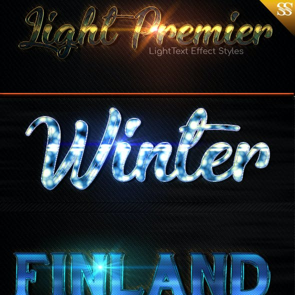 Light Premier vol 3