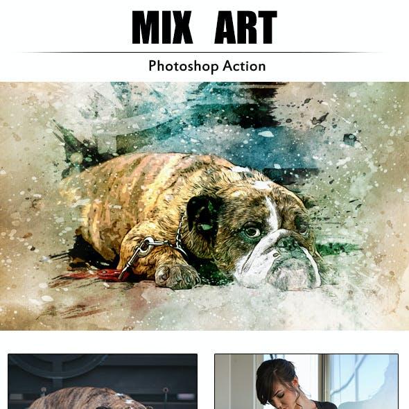Mix Art