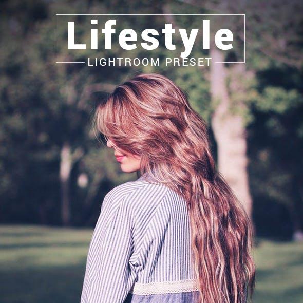 20 Lifestyle Lightroom Preset