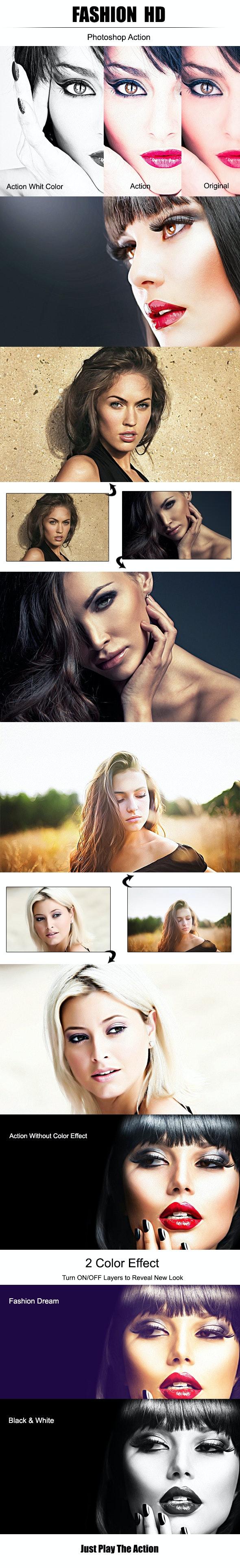 Fashion HD - Photoshop Add-ons