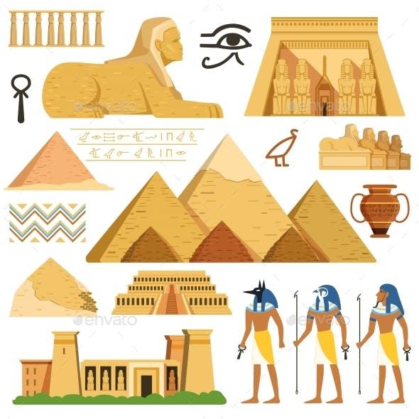 Pyramid of Egypt History Landmarks