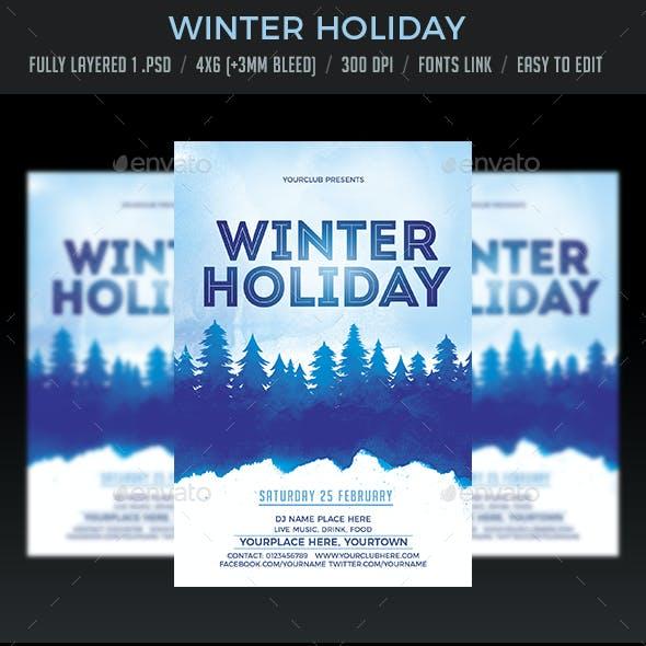 Winter Holiday