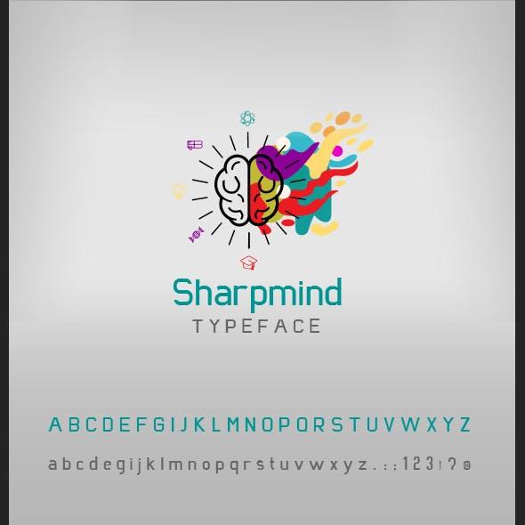 Sharpmind font