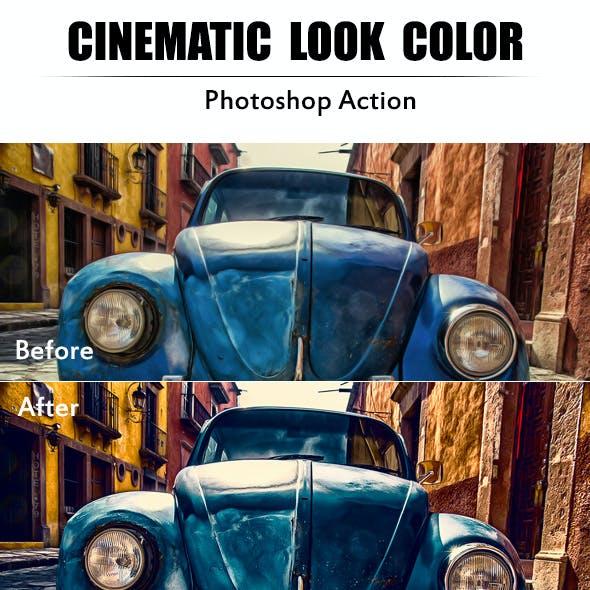 Cinematic Look Color