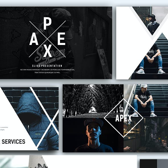 Apex Creative Powerpoint Presentation