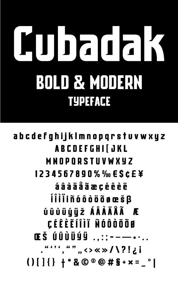 20 Best Sans-Serif Fonts
