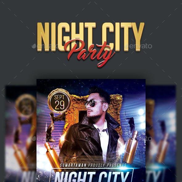 Night City Party
