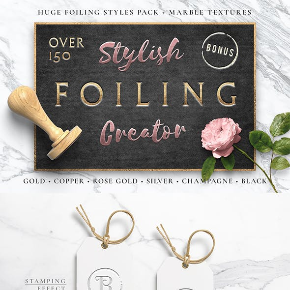 Foil Stamping & Embossing