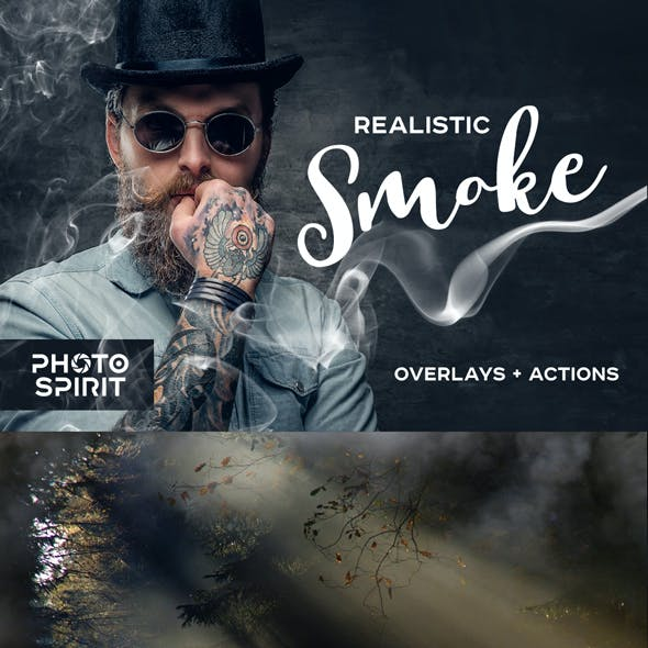 Reate A Smoke Effect In Photoshop and Smoke Overlay Free Photoshop