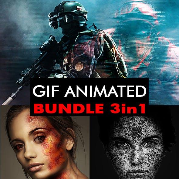 Animated bundle