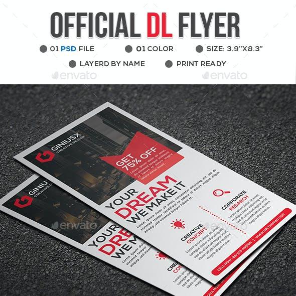 Official DL Flyer