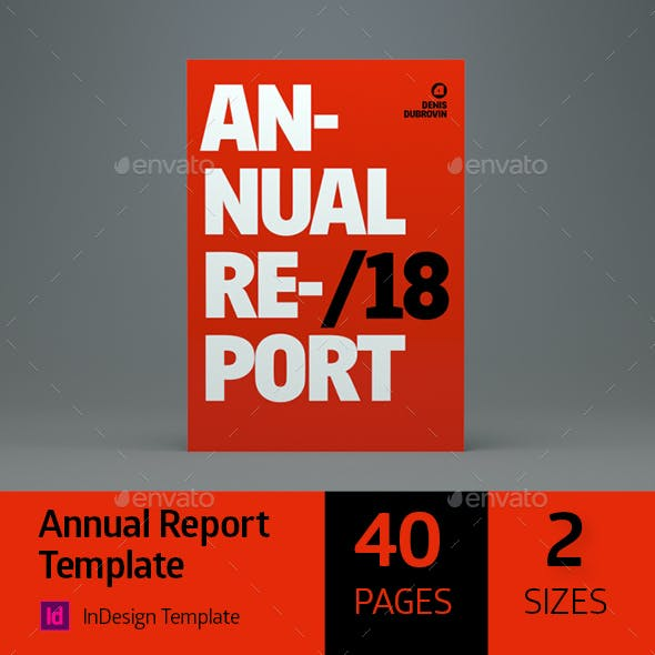 Annual Report 40 Pages