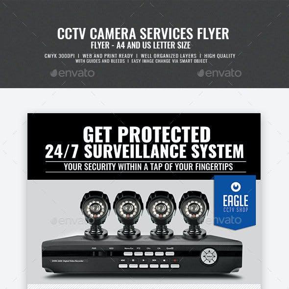 Security Camera CCTV Shop