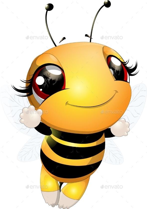 Bee - Animals Characters