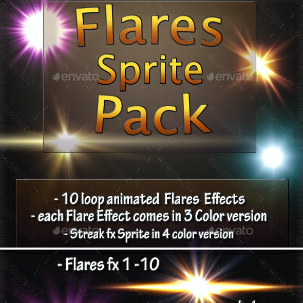 Flares Effects