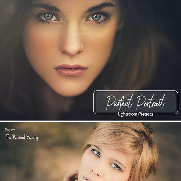 20 Portraits Lightroom Presets