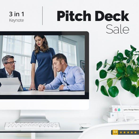 Pitch Deck Sale