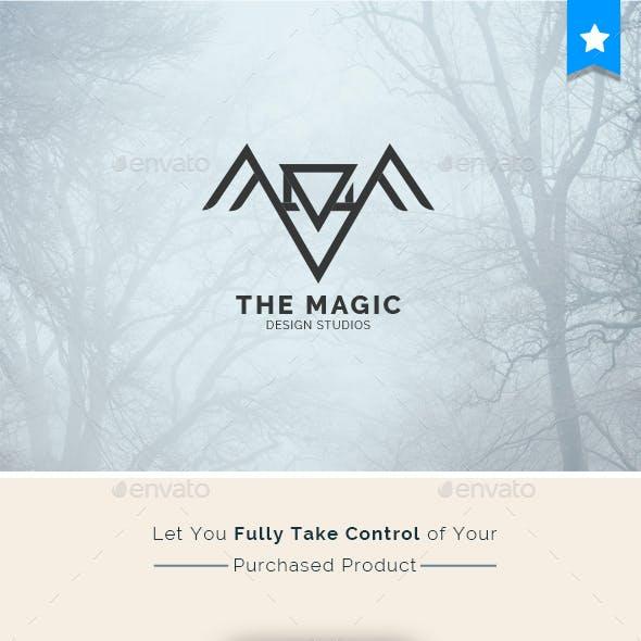 The Magic Logo - Owl Bird Creative Studio Logo Template