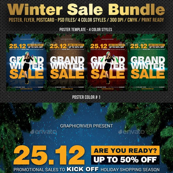 Winter Sale Bundle