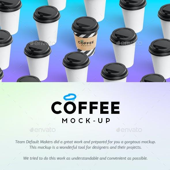 Coffee Mock-up