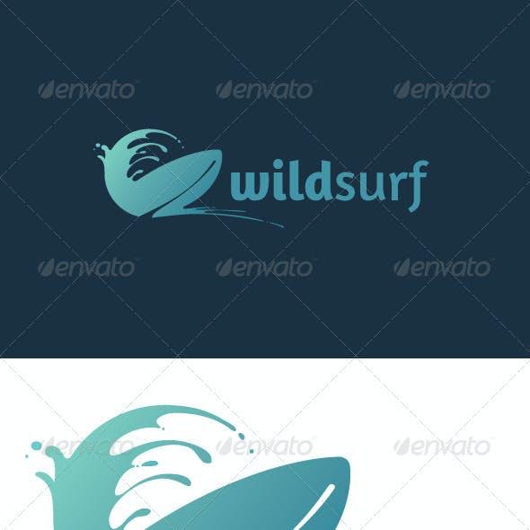 Wild Surf Tour Logo