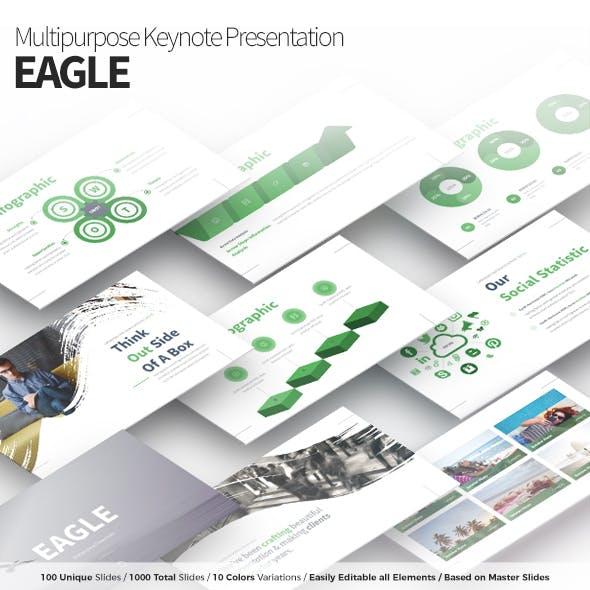 Eagle - Multipurpose Keynote Presentation Template