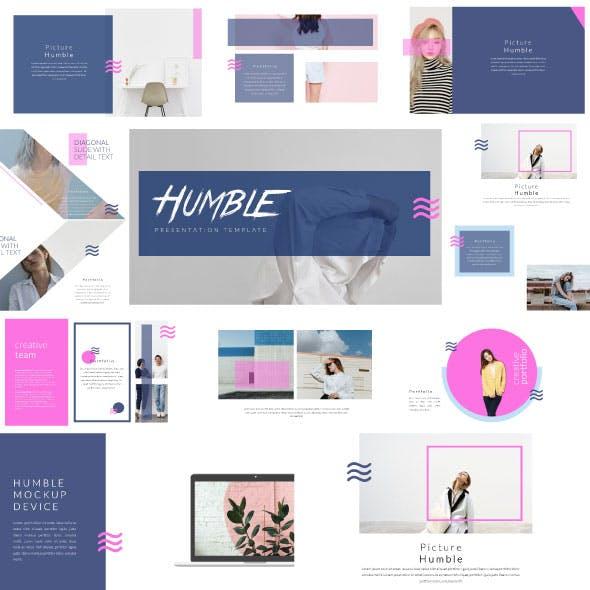 Humble - Keynote Templates