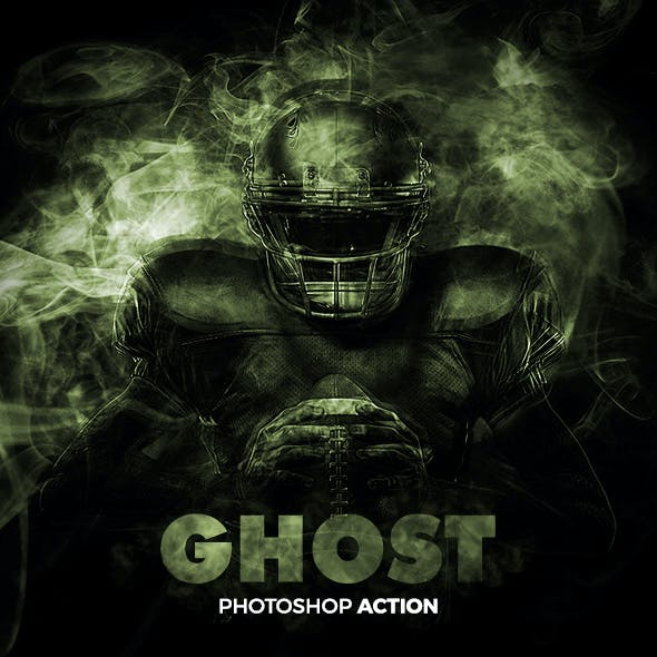 Ghost Photoshop Action