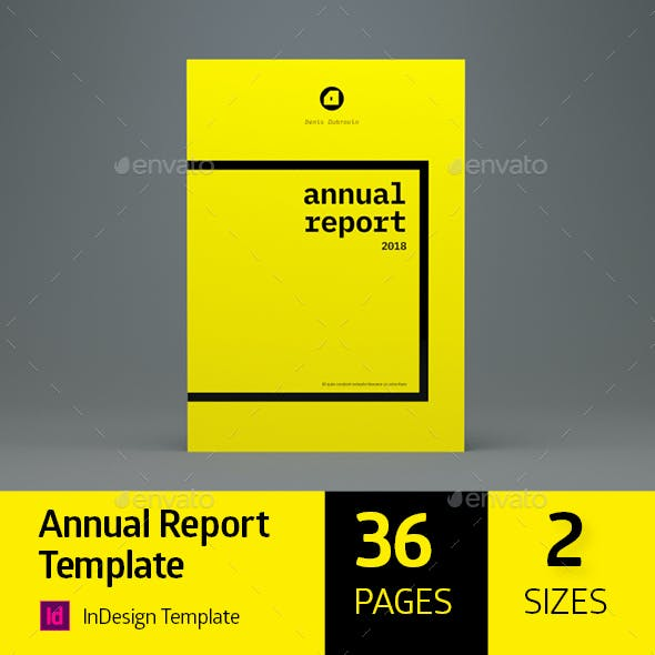 Annual Report 36 pages